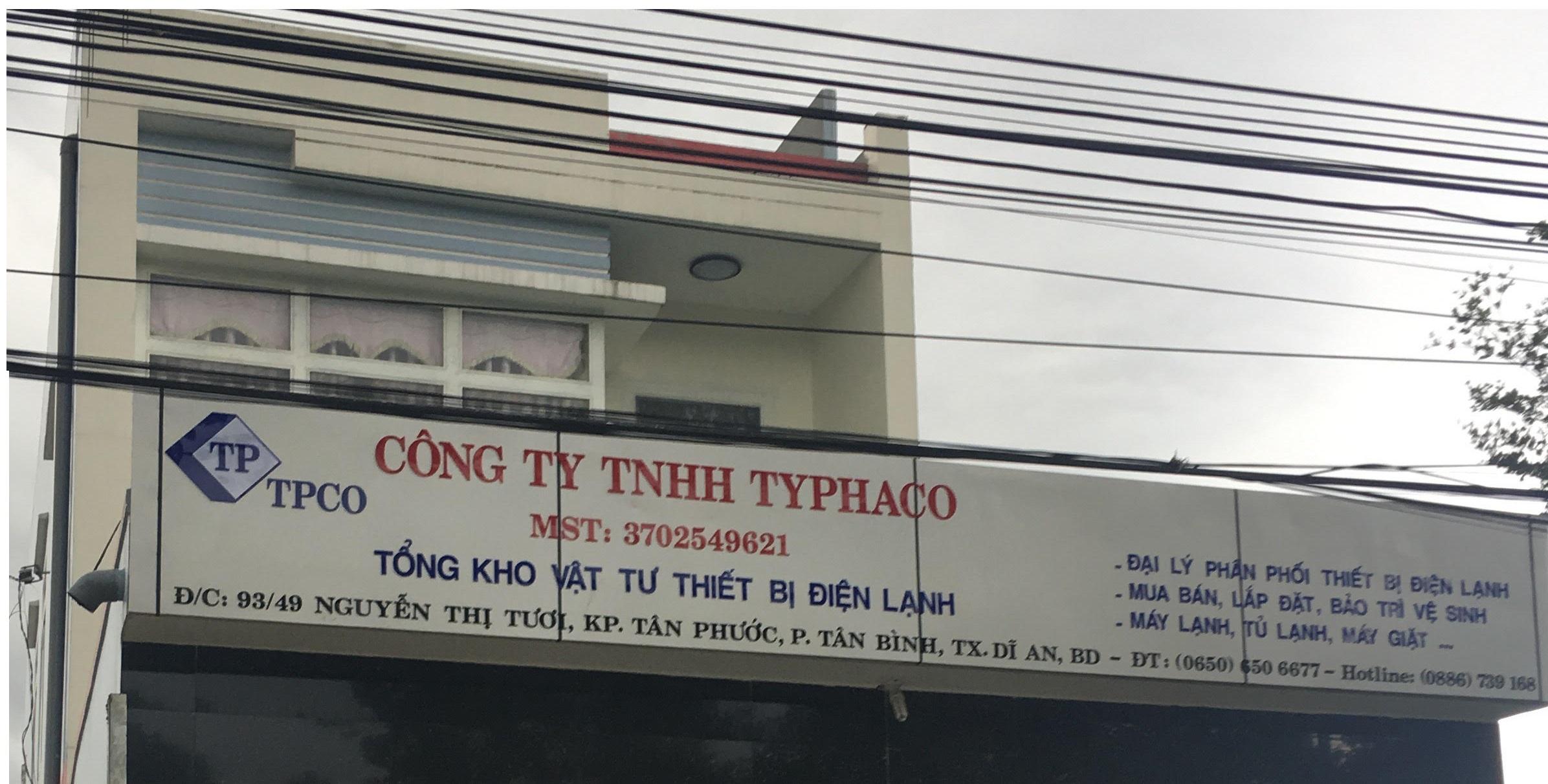 sửa máy lạnh tại tân uyên bình dương- dienlanhtyphaco.com 2